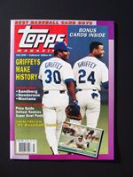 Collectorscom Trading Cards Topps Topps Magazine