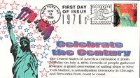 #3189f US Bicentennial RRAGS FDC (06019993189f001)