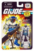 GI Joe Wave 9 Snow Serpent Action Figure