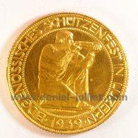 100 Francs Lucerne, 1939, Suisse