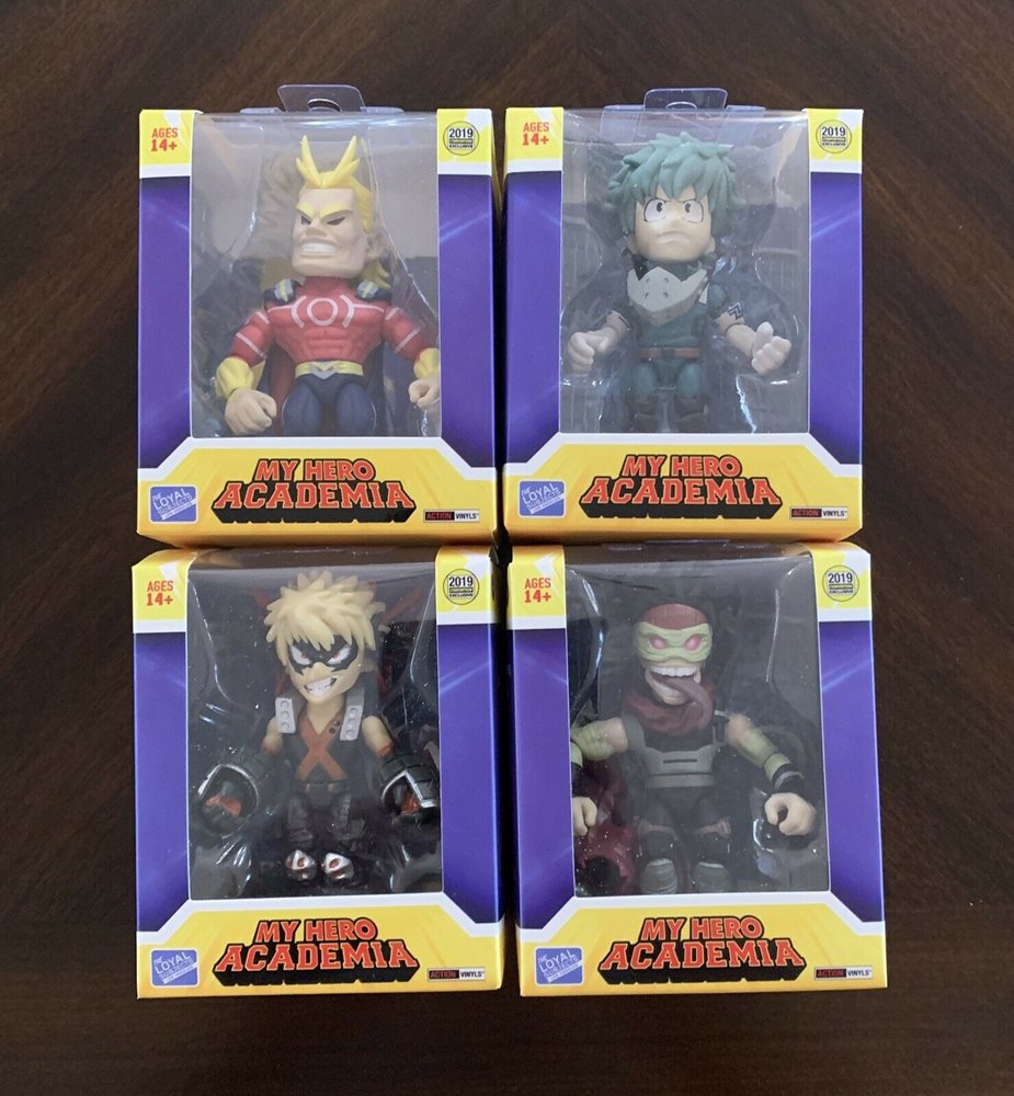 SDCC TLS Exclusive MHA My Hero Academia Loyal Subjects Bloodlust Stain