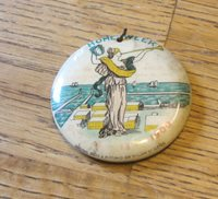 Cleveland,Ohio-Home Week 1900- Gen. Moses Cleaveland Badge/Button