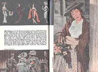 MY FAIR LADY 1956 JULIE ANDREWS PICTORIAL REX HARRISON COSTUMES & SETS BROADWAY