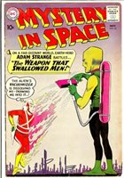 Mystery in Space #63