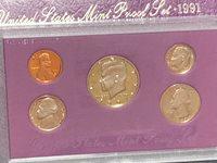 1991 S United States Mint Proof Set