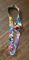 2019 SDCC COMIC CON EXCLUSIVE FAMOUS MONSTERS OF FILMLAND LANYARD ACKERMAN