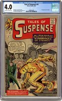 Tales of Suspense #41 CGC 4.0 1963 2088506009