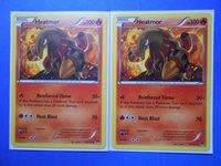 Heatmor # 15//122 XY Breakpoint Set Pokemon Trading Cards Break Point Fire MINT
