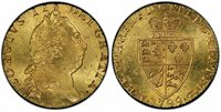 BRITAIN George III. 1799 AV Guinea. PCGS MS64. S-3729 Rare date in this quality.