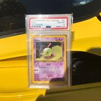 Natu 67//111 Neo Genesis Pokemon Card
