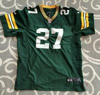Eddie Lacy #27 Green Bay Packers Nike NFL Football Stitched Jersey Size 48