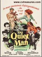 Quiet Man Original Vintage Movie Poster (Dutch version)