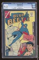 Blue Beetle (1964 Charlton) #1 CGC 9.2 (0962514011)
