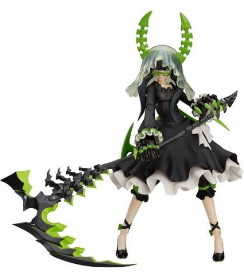 figma SP-013 Black Rock Shooter Dead Master Figure Max Factory NEW from Japan