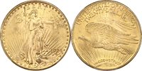 Double Eagle 1924 Philadelphia Us 1924 $20 Pcgs Ms66