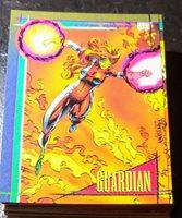 Skybox Marvel Trading Cards 1993 in Topload Card Holder #52 Sleepwalker