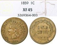 1859 1C XF45 NGC