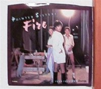 4 Pointer Sisters Promo 45s 45 Record