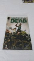 WALKING DEAD #1 (SIGNED BY SUYDAM) St Louis 2013 Comic Con Exclusive Variant