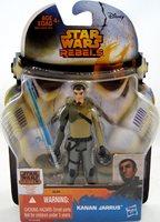 Star Wars Rebels Saga Legends 3.75 Inch Action Figure Wave 4 - Kanan Jarrus SL04