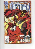 DC Firestorm Special 64 Page Final Issue #1 nm 9.4