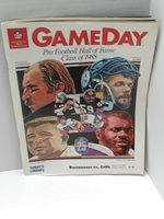 Lot of 10 Different 1988 Tampa Bay Buccaneers GameDay Programs NFL