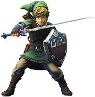 The Legend of Zelda Skyward Sword Link 10-Inch Statue Brand New /& Sealed