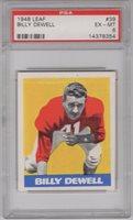 1948 Leaf #39 Billy DeWell PSA 6
