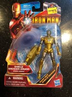 Reactor Shift Iron Man IM The Armored Avenger Movie Series #43 action figure