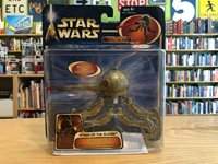 Attack of the Clones Spider Droid Hasbro 2003 Rotating Turret