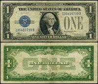 FR. 1604 $1 1928-D Silver Certificate I-B Block VF