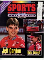 Sports Spectrum-Brickyard Special Edition-NASCAR