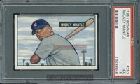 1951 Bowman 253 (R) Mickey Mantle PSA 5 (9846)
