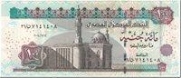 100 Pounds Ägypten Banknote, Undated (2004), Km:67g