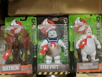 """New Ghostbusters 6/"""" Stay Puft Mayhem Or Rowan The Destroyer Figures Official"""