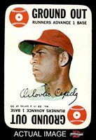 1968 Topps #200 Orlando Cepeda St Louis Cardinals Baseball Card