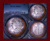 1899-O $1 MS64 PCGS