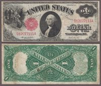 1917 $1.00 FR-36
