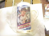 Ted Williams Boston Red Sox 1987 Sports Impressions Beer Stein #265/1500