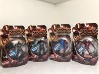 Marvel Iron Man Atmospheric Diving Stealth Strike Prototype Captain America Lot