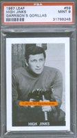 1967 Leaf 59 Garrison's Gorillas PSA 9 - $100.00