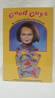 3 Childs Play action figure aka Chucky good guy doll action figure Lot 0f 3
