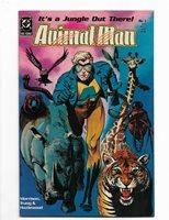 Animal Man #1 B'Wana Beast