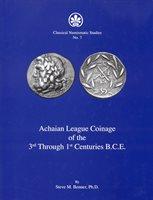 2008 Ancient Coins Benner Achaian League Coinage