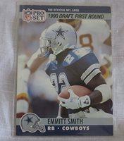 Emmitt Smith 1990 Proset Rookie Card 685