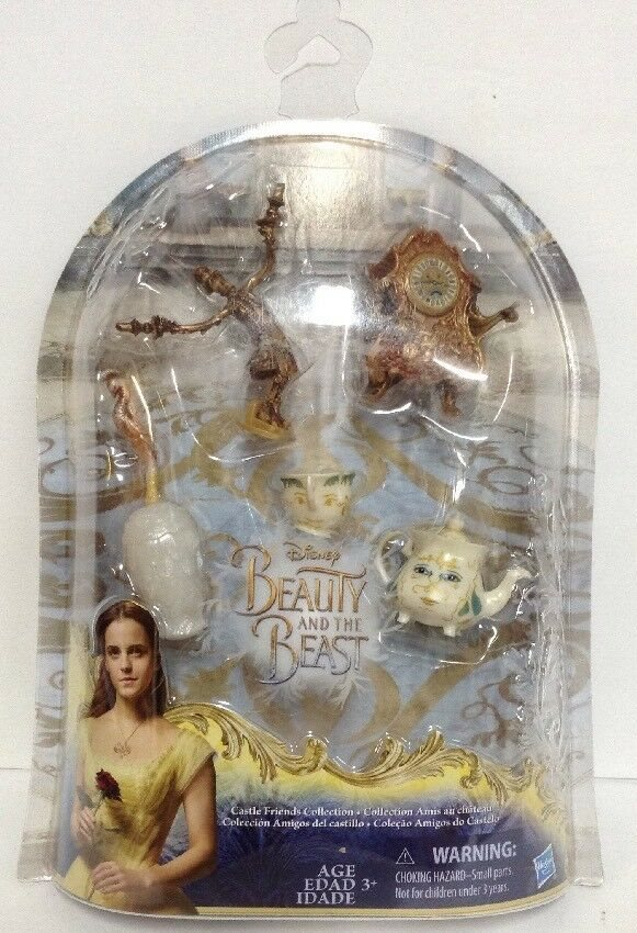 Beauty And The Beast Collectibles >> Disney Beauty And The Beast Modern 2018 Collectibles Hasbro Action Figures