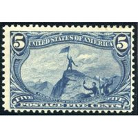 US 288 Early Commemoratives F + VF NH cv 275.00
