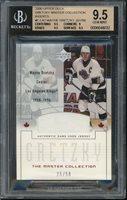 Wayne Gretzky 2000 UD Master Collection Canadian Jersey 25/50 BGS Gem Mint 9.5