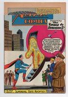 DC ACTION COMICS 271 1960 SUPERGIRL FORTRESS OF SOLITUDE SUPERMAN