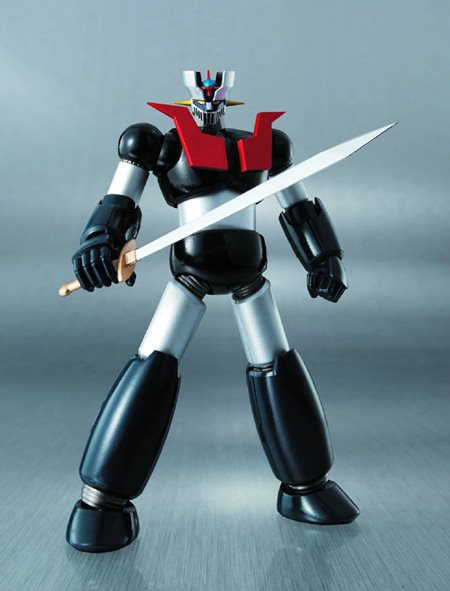 Super Robot Chogokin SRC die cast action figure Mazinger Z Hello Kitty vers.